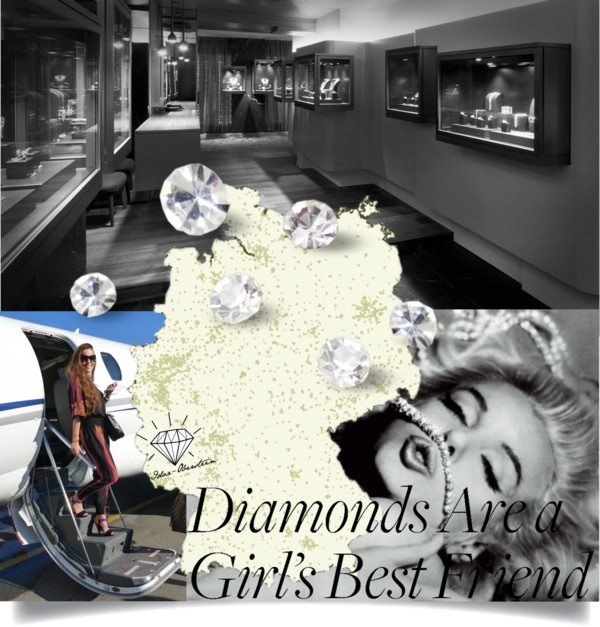 Diamonds are a Girl's Best Friend-Vainard Fine Jewellery