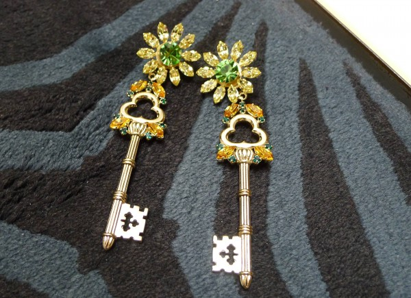 Earrings Dolce & Gabbana F:W 2014