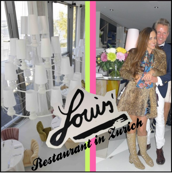 Louis Restaurant in Zurich