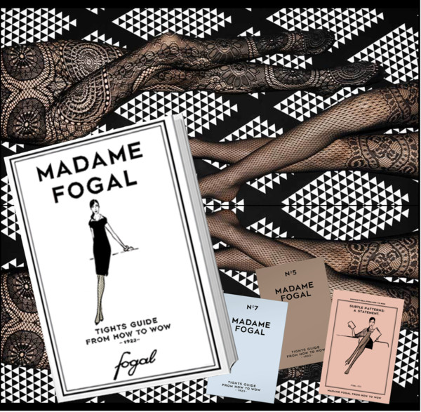 Madame Fogal Cover