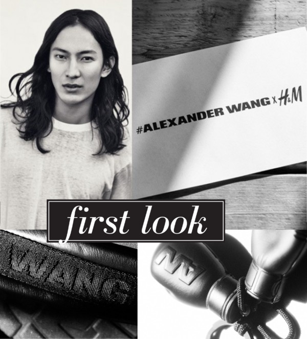 Wang x H&m First Look