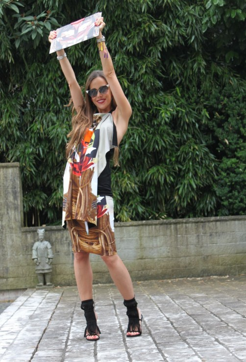 k-Sandra Bauknecht in Givenchy Tribal 9