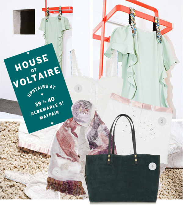 Chloé House of Volataire