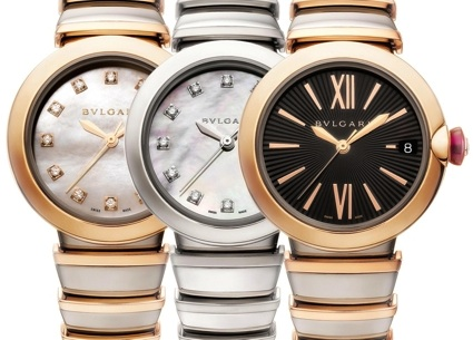 LVCEA Watch By Bulgari