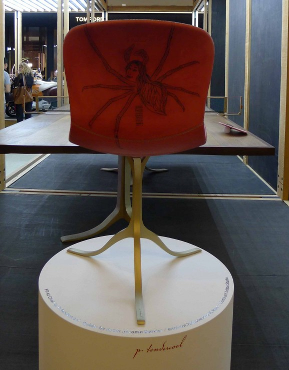 Ping Pong Chair CDCDTE2014