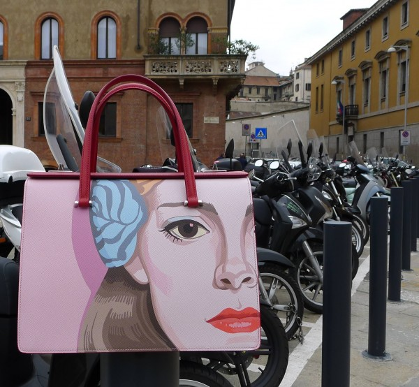Prada Bag in Milan