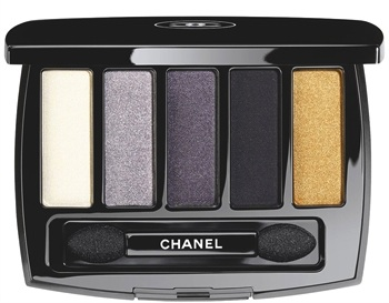 Chanel Eyeshadow Palette Holiday 2014