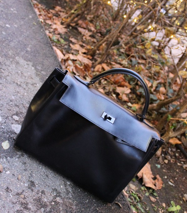 Kelly So Black Bag Hermès Christmas 14