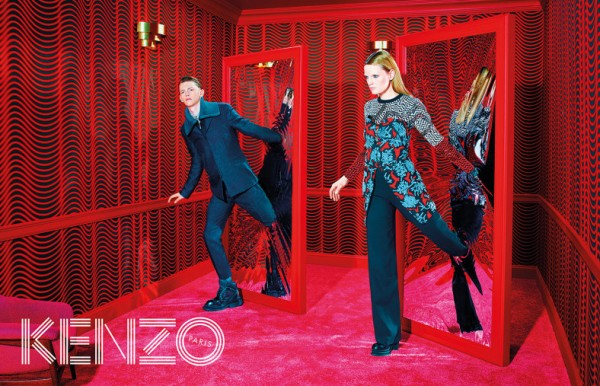 Kenzo Campaign FW2014