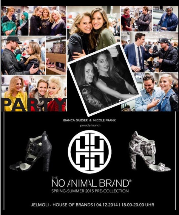 No ANimal Brand Launch Event 4.12.2014