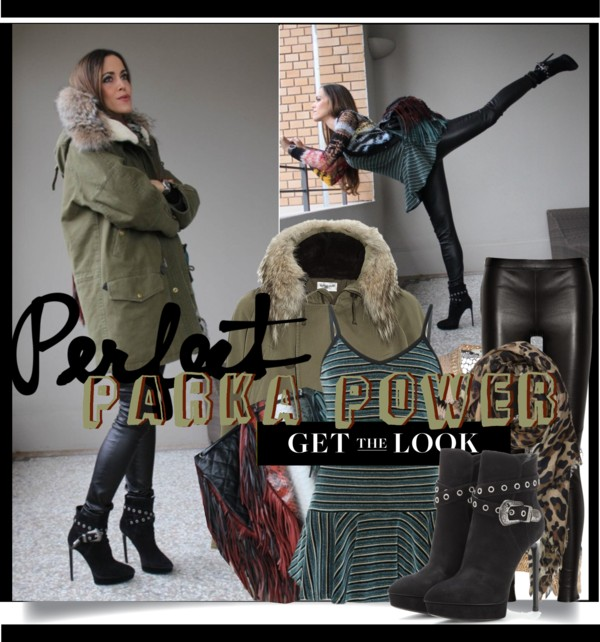 Perfect Power Parka - Sandra Bauknecht