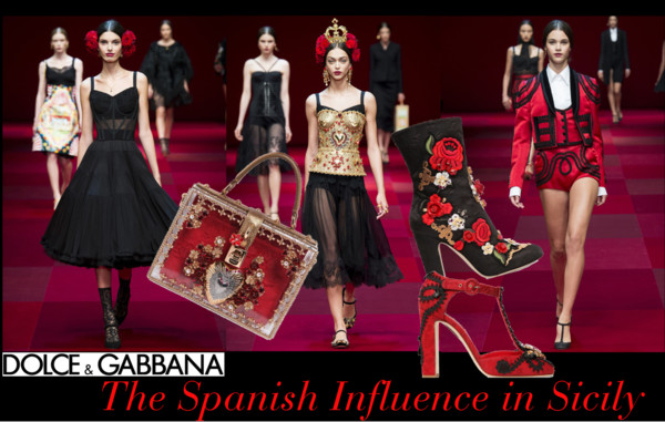 The Spanish Influence in Sicily SS15