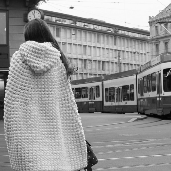 Zurich in Winter-Sandra bauknecht-Saint laurent