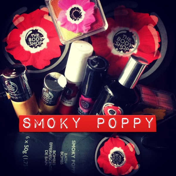 Body Shop Smoky Poppy