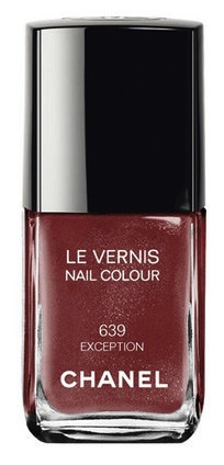 Chanel Exception 639 Nail Polish