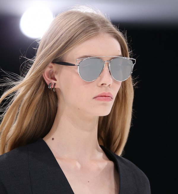 Dior - multiple earrings - SS15