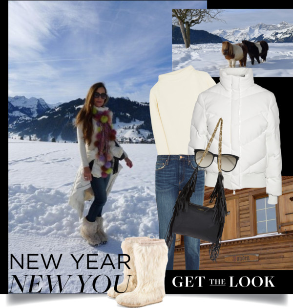 New Year, New You-Sandra Bauknecht