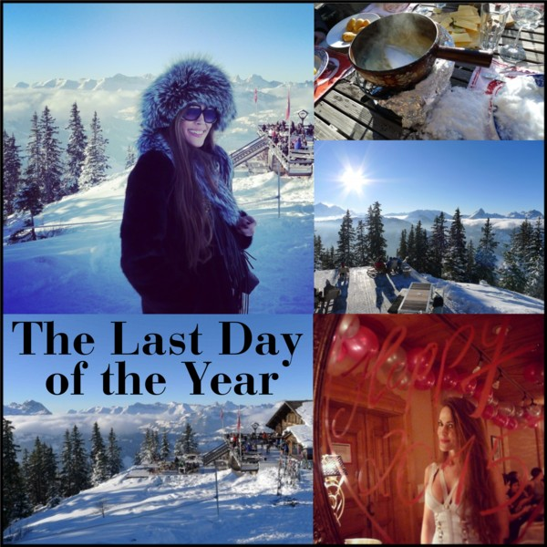Sandra Bauknecht- Gstaad - Last Day of the Year