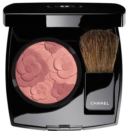 Chanel Camelia Blush Jardin de Chanel