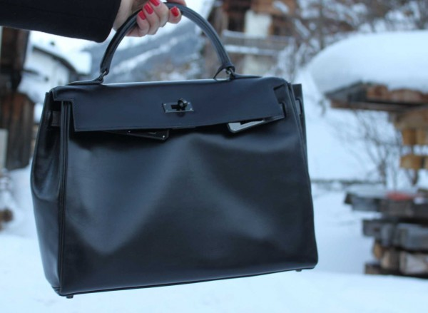 Hermès Kelly So Black