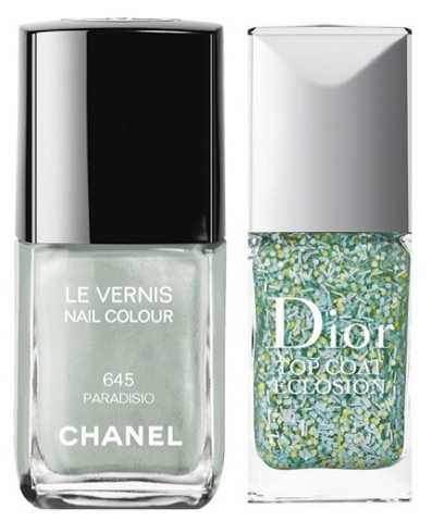Nail Colours Spring 2015