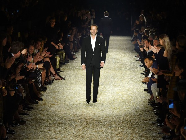Tom Ford FW15 Finale
