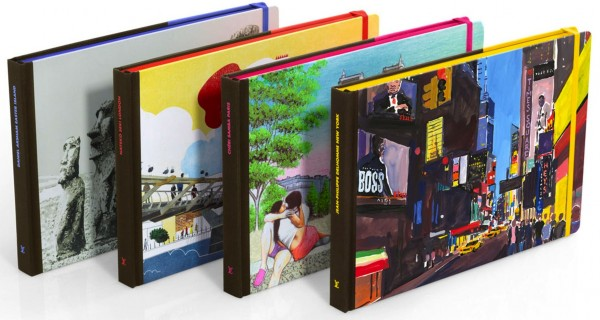 Travel books LV 2