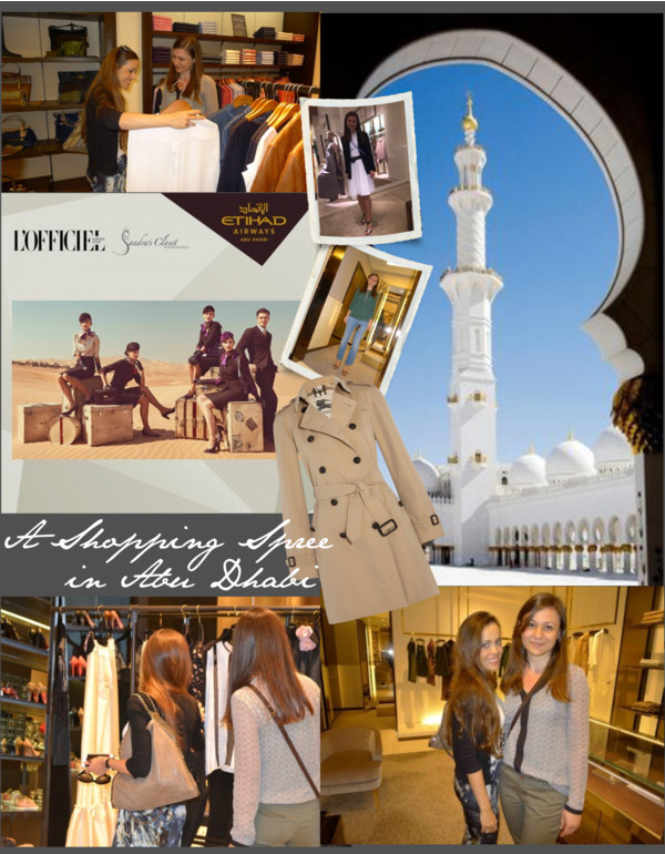 A Shopping Spree in Abu Dhabi with Etihad Airways