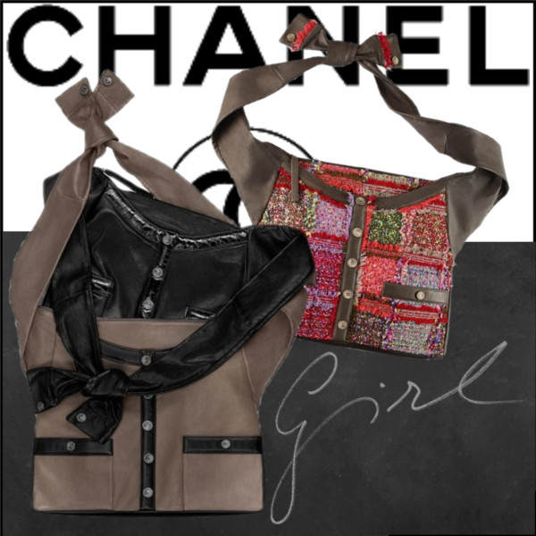 Chanel The Girl Bag 2015
