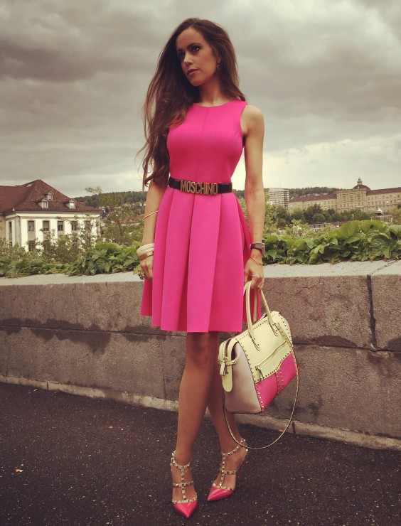 Sandra_Bauknecht_Tibi_Dress_Pink