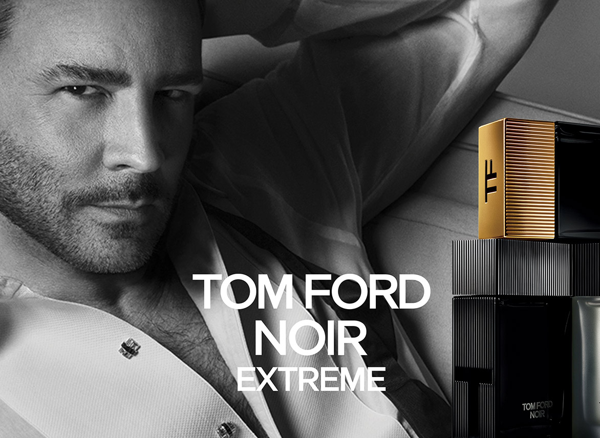 Tom Ford Noir Extreme Perfume Launch | Sandra's Closet