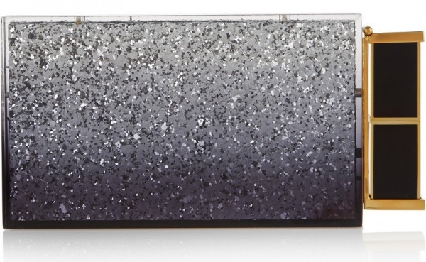 Silver Clutch by Tom Ford