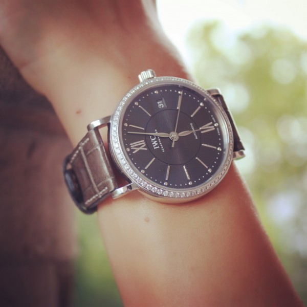 IWC Portofine Midsize Lady Watch