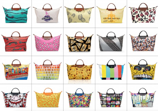 Jeremy Scott 10 Years Longchamp