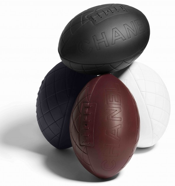 Rugby Balls by Chanel