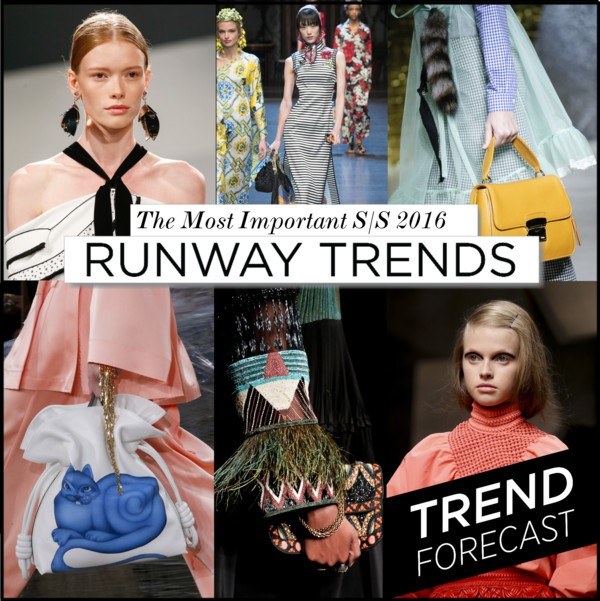SS 2016 Most Important Trends