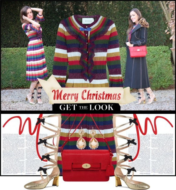 Sandra_Bauknecht_Gucci_Striped_Dress_Cover