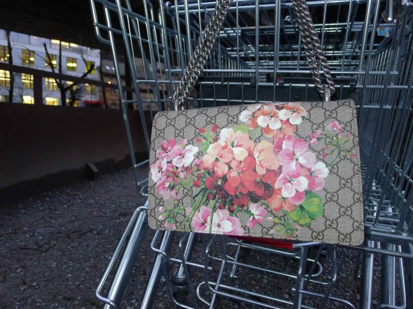 Gucci Dionysus Bag back