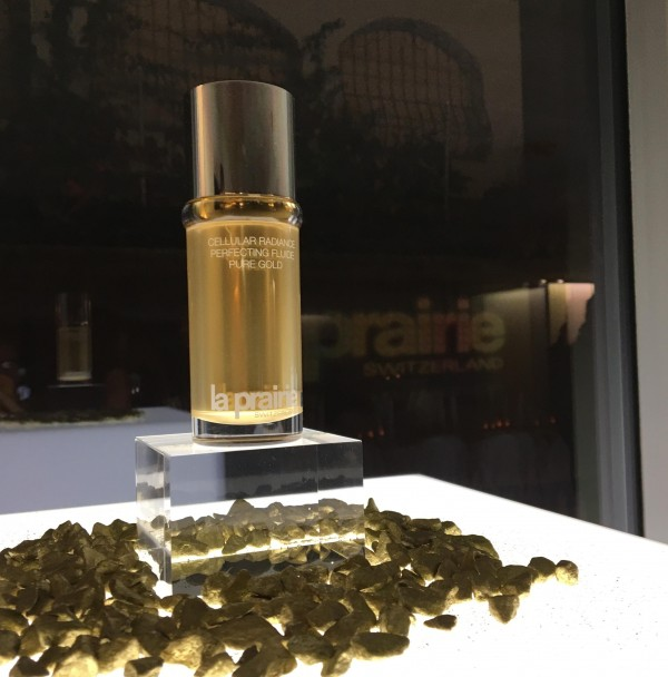 La Prairie Golden Radiance