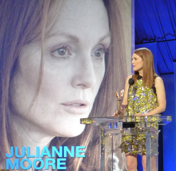 Spirit Julianne Moore