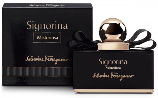 Signorina Misterioa Bottle