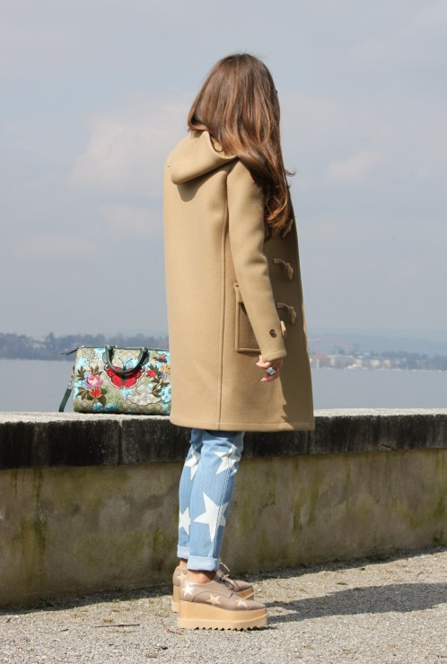 sandra-bauknecht-saint-laurent-duffle-coat