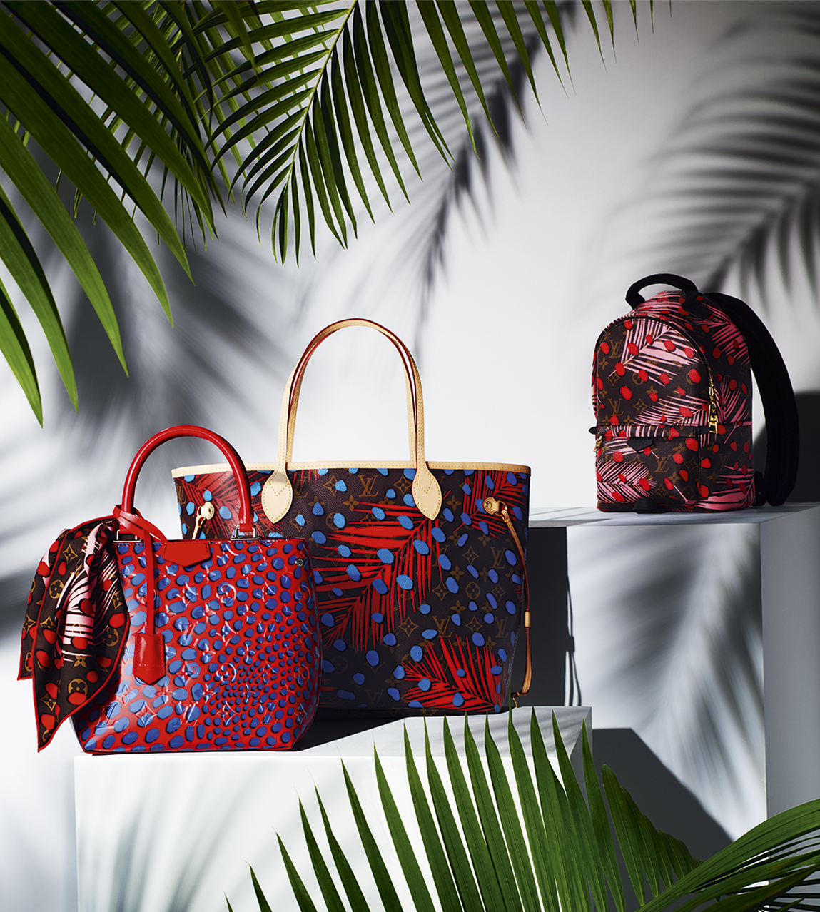e9035fa62ea9 Louis Vuitton Tropical Journey Collection