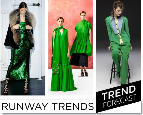 Prefall 2016 Kelly Green