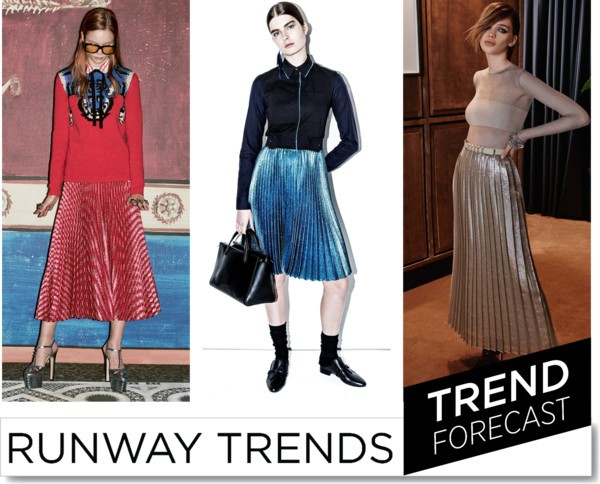 Prefall 2016_Pleated Skirts