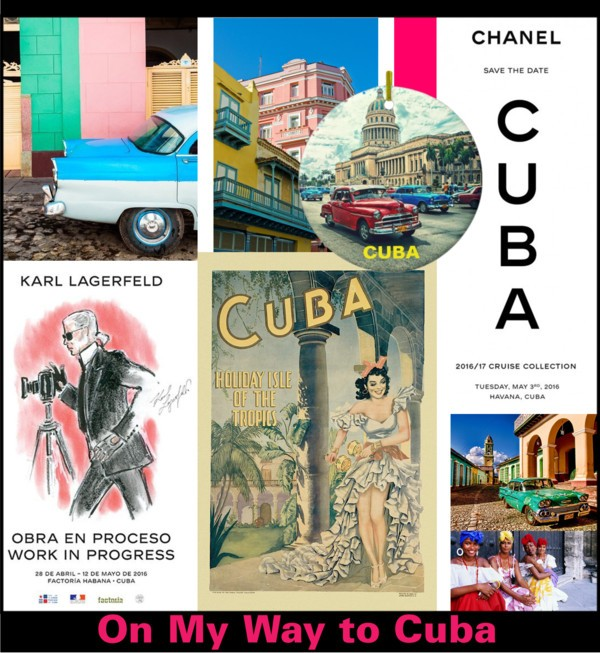 on my way to cuba- chanelcruisecuba