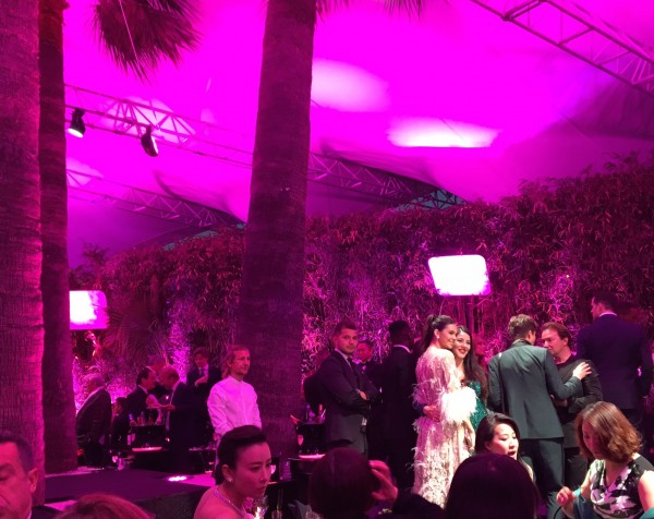 Ambiance Chopard Party