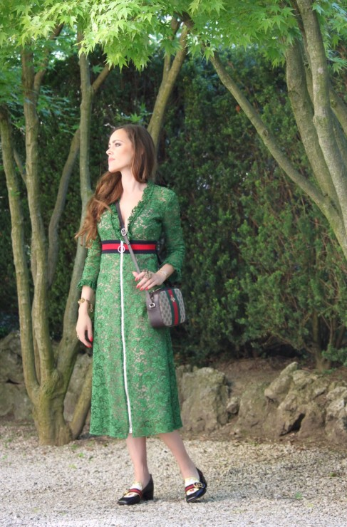 Sandra_Bauknecht_Gucci_Lace_dress_Green_12