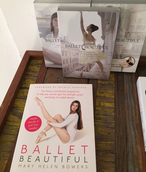 Ballet Beautiful Books