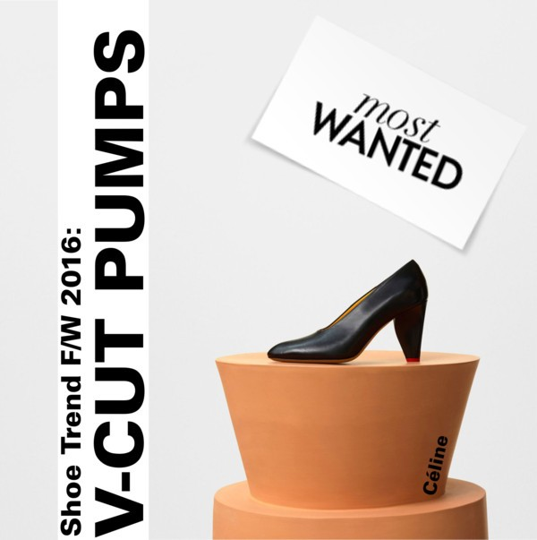 V-Cut Pumps